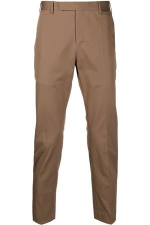 PT01 Men Chinos - Cropped chino trousers