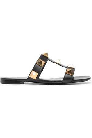 VALENTINO GARAVANI Women Sandals - Roman Stud mule sandals