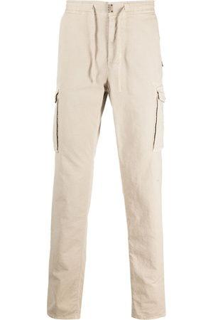 Incotex Men Cargo Trousers - Straight-leg cargo trousers