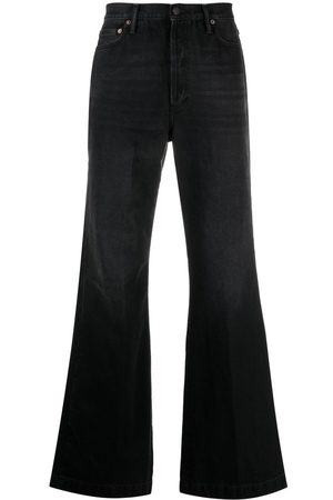 Acne Studios Men Bootcut & Flares - Mid-rise bootcut jeans
