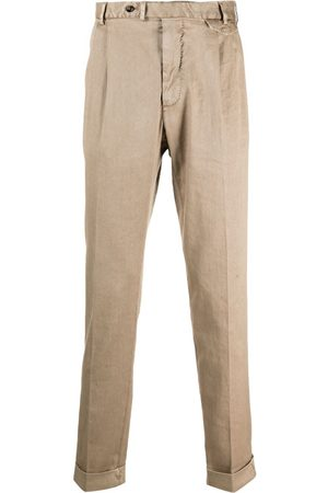 DELL'OGLIO Straight-leg trousers