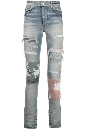 AMIRI Men Slim - Distressed slim-fit jeans