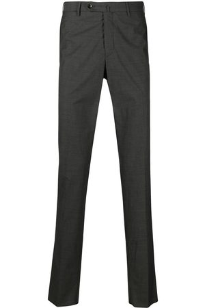 PT01 Men Formal Trousers - Slim-cut tailored trousers