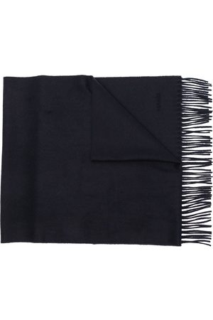 Hermès Pre-owned horse patches cashmere scarf