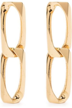 EMANUELE BICOCCHI Men Earrings - Large chain drop earring