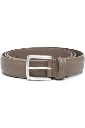 DELL'OGLIO Men Belts - Adjustable buckle belt