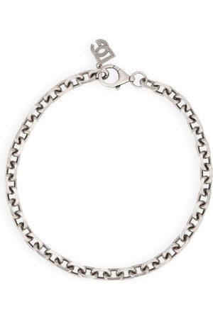 Dolce & Gabbana Men Necklaces - Logo-charm chain necklace