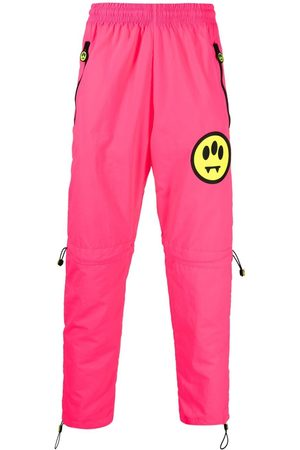 BARROW Logo-embellished track pants