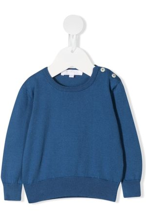 Mariella Ferrari Jumpers - Knitted cotton sweater