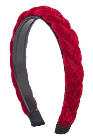 YouBella Red Hairband