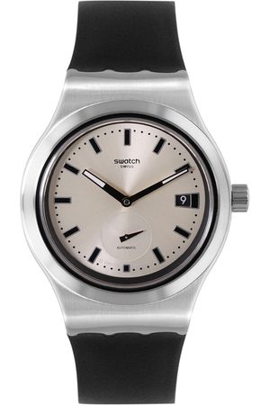 Swatch Unisex White Shock-Resistant Analogue Watch SY23S408