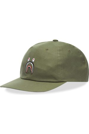 AAPE BY A BATHING APE Men Caps - Shark Panel Cap