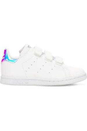 adidas Girls Sneakers - Stan Smith Strap Sneakers