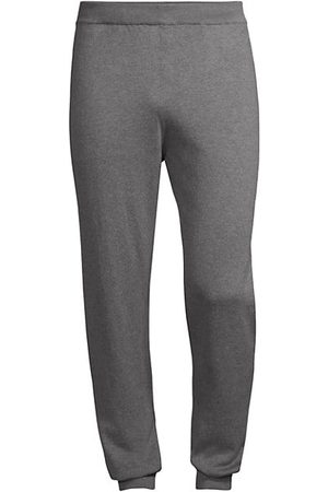 corneliani Men Joggers - Cashmere-Cotton Joggers