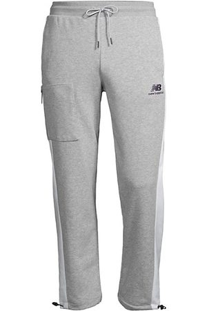 New Balance Men Joggers - NB Grey Day Fleece Pants