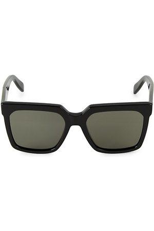 Céline 55MM Oversized Square Sunglasses