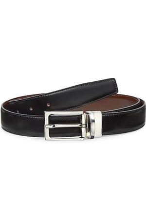 Saks Fifth Avenue Men Belts - COLLECTION Leather Belt