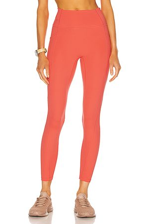 Le Ore Lucca High Rise Pocket Legging in Glow
