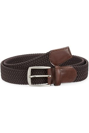 Saks Fifth Avenue COLLECTION Woven Belt