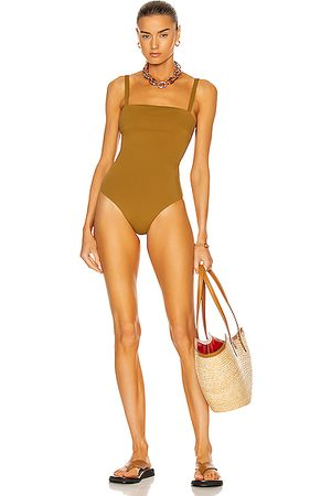 ASCENO Women Swimsuits - The Palma One Piece Swimsuit in