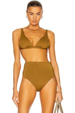 ASCENO The Cannes Bikini Top in