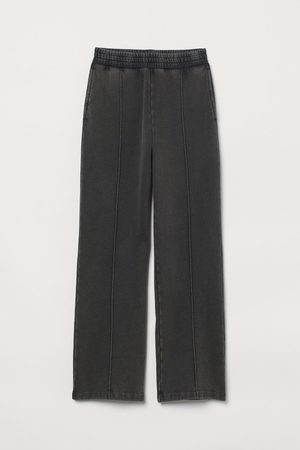 H&M High-waisted joggers
