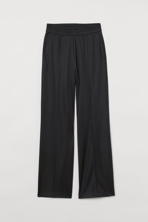 H & M High-waisted joggers