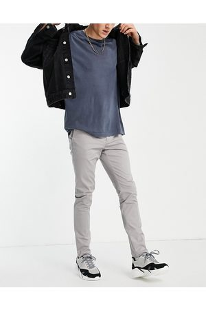 New Look Skinny chino trousers in light