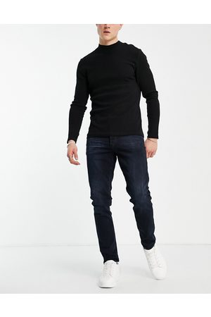 G-Star 3301 slim fit jeans in washed