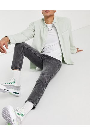 River Island Tapered jeans in washed