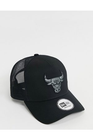 New Era 9forty Chicago Bulls trucker cap in