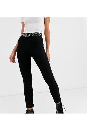 Noisy May Callie high waist skinny jean in