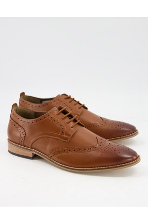 French Connection Leather brogue