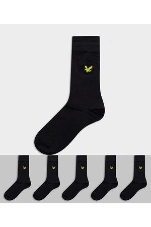 Lyle & Scott Men Socks - 5 pack socks in