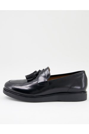 H by Hudson Calverston loafers in leather