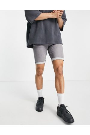 Only & Sons Denim shorts in