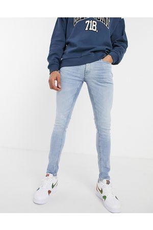 Jack & Jones Intelligence Liam skinny fit jeans in light