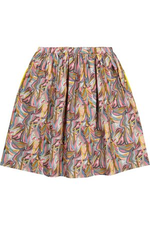 PAADE Girls Printed Skirts - Printed cotton skirt