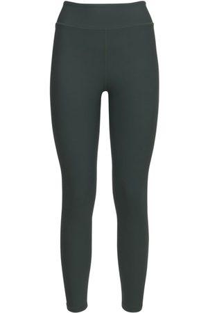 THE UPSIDE Women Sports Trousers - Matte Tech Midi Pants
