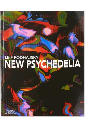 Publications Men Rainwear - New Psychedelia: The Art of Leif Podhajsky