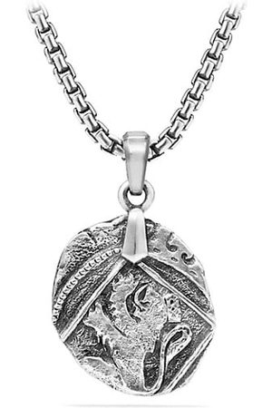David Yurman Sterling Shipwreck Pendant