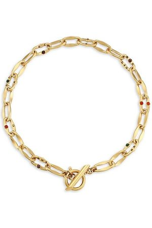Gas Bijoux Gabriel Multi-Stone Chain Necklace
