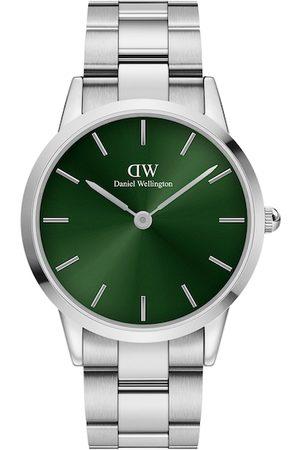 Daniel Wellington Men Green Analogue Watch DW00100427