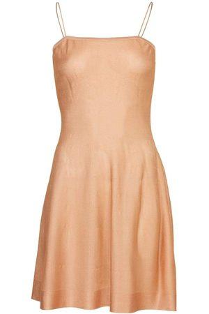 Alaïa Rose Slip Dress
