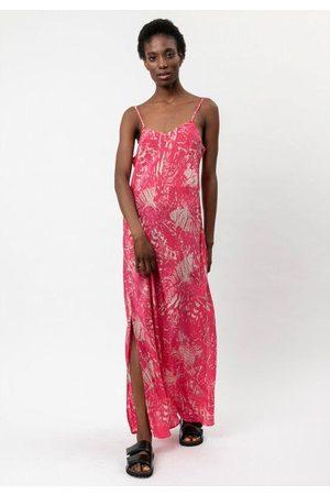 Religion Roots Slip Dress - Raspberry Sorbet