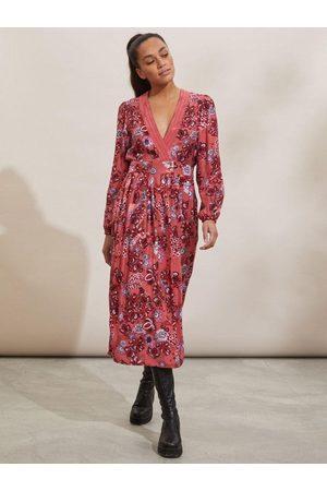 Odd Molly Women Dresses - Jaqueline Dress Cranberry