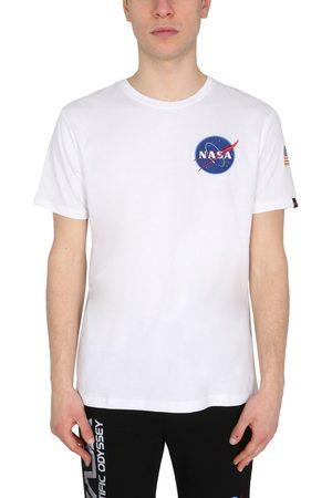 Alpha Industries Men T-shirts - MEN'S 17650709 OTHER MATERIALS T-SHIRT