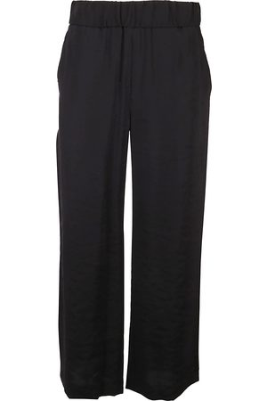 FAY WOMEN'S NTW81424660TGVB999 OTHER MATERIALS PANTS