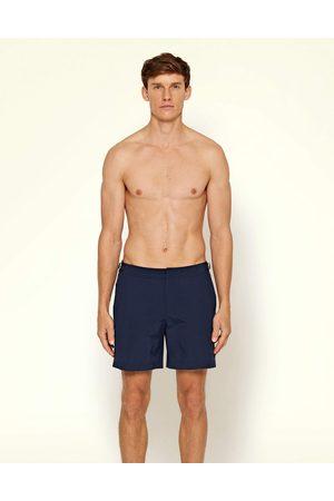 Orlebar Brown Men Swim Shorts - Bulldog II Swim Shorts - Navy