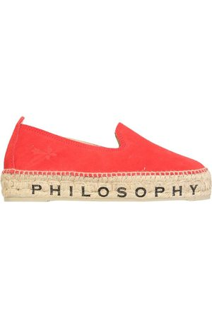 Philosophy WOMEN'S 600180010114 COTTON ESPADRILLES